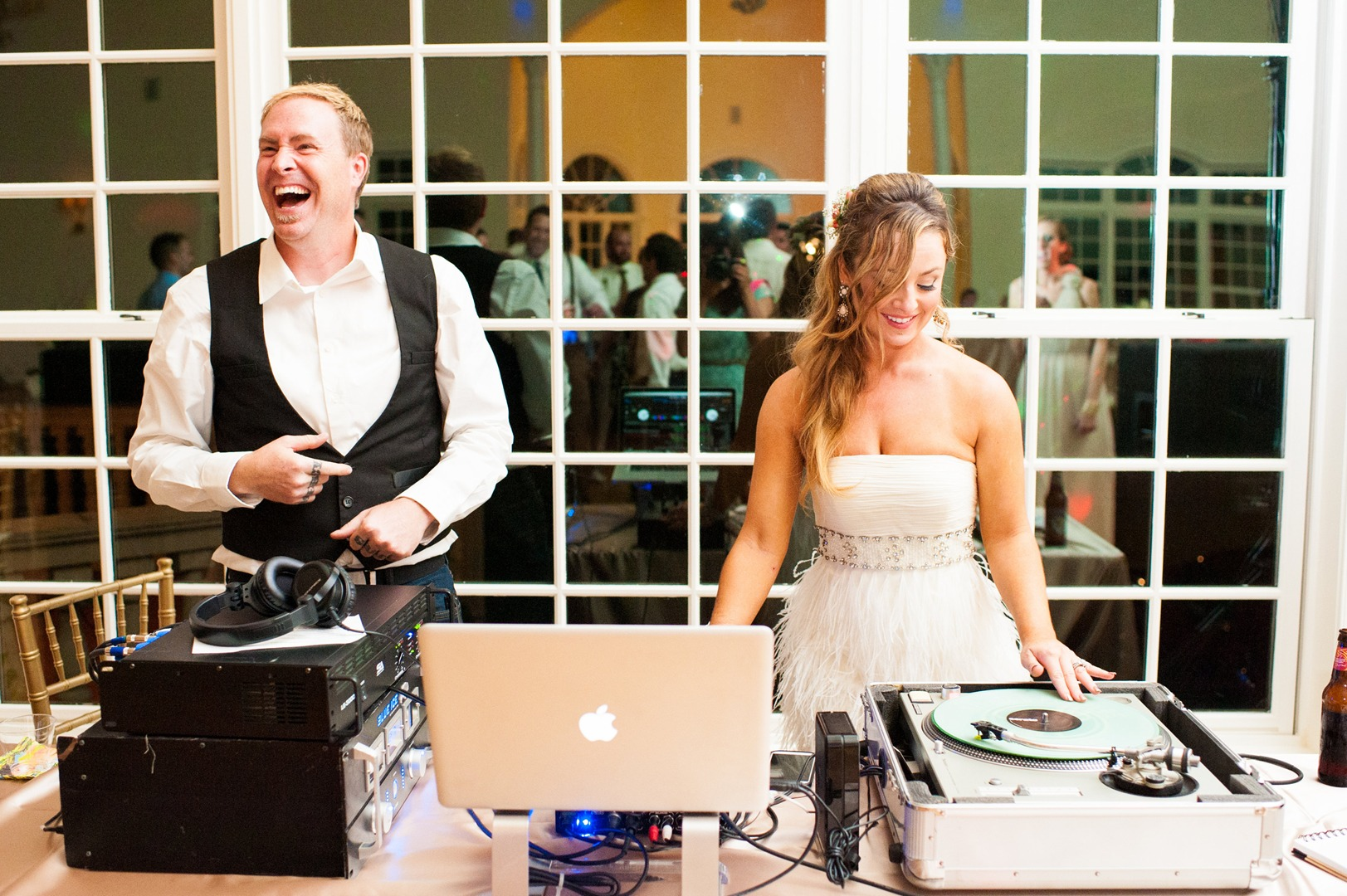 morias vineyard wedding dj